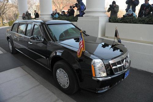 10 tiết lộ về siêu xe của Tổng thống Obama - 6