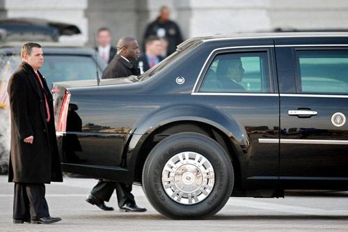 10 tiết lộ về siêu xe của Tổng thống Obama - 7