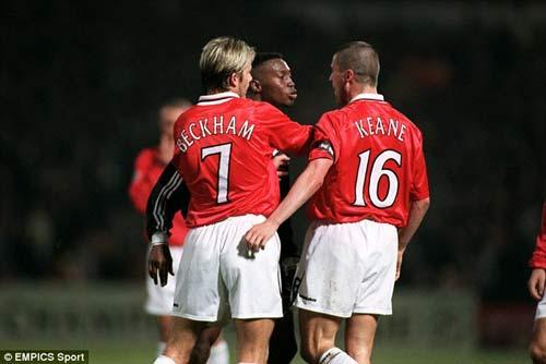 Tiếp bí mật MU: Sir Alex muốn số 7 về Keane thay Becks - 2
