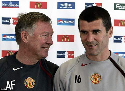 Tiếp bí mật MU: Sir Alex muốn số 7 về Keane thay Becks - 1