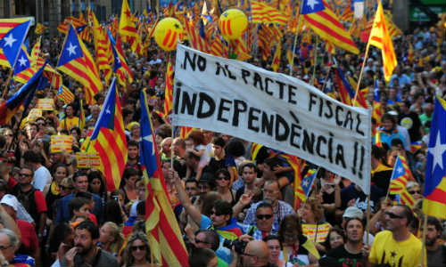 SỐC: Chính trị rối ren, Barca có thể không được dự La Liga - 1