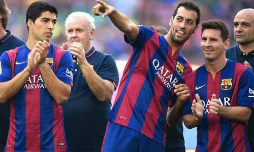 SỐC: Chính trị rối ren, Barca có thể không được dự La Liga - 2