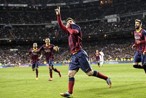 BTC La Liga tính vinh danh Messi… tại Bernabeu - 1