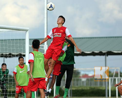 """U19 Việt Nam: Cơ hội thể hiện mình của Hưng """"béo"""" - 2"""