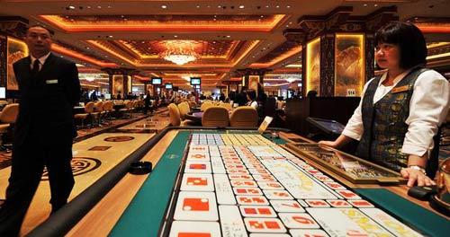 Casino Macao điêu đứng vì biểu tình Hồng Kông - 1