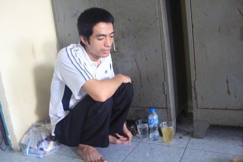 TP.HCM: Nghi án giết vợ, dìm ngạt con 10 tháng tuổi - 1