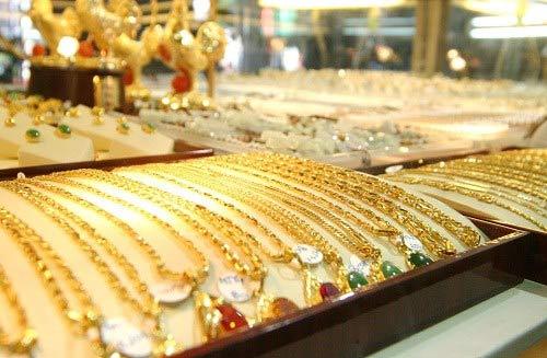 Vàng nội vàng ngoại tiếp tục tăng - 1