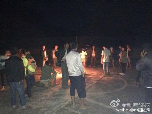 TQ: Động đất mạnh ở tỉnh giáp biên giới với Việt Nam - 2