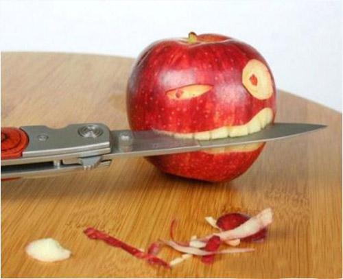 Những hình ảnh hài hước vui nhộn về rau củ quả - 2