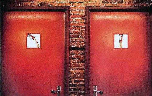 Những biển cấm kỳ cục trong toilet các nước - 8