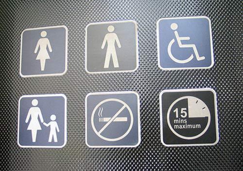 Những biển cấm kỳ cục trong toilet các nước - 5