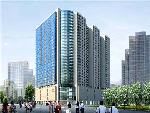 Chung cư Hồ Gươm Plaza - Thanh toán 50% nhận nhà ngay - 1