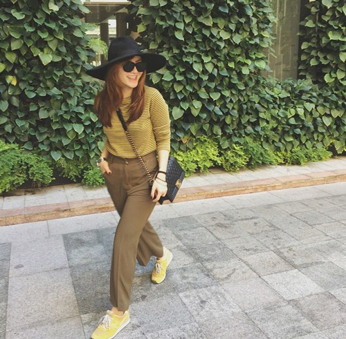 Kiều nữ Việt mặc gì ngày chuyển mùa? - 4