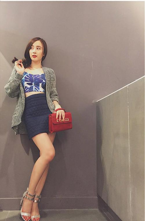 Kiều nữ Việt mặc gì ngày chuyển mùa? - 5