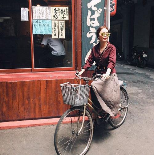 Kiều nữ Việt mặc gì ngày chuyển mùa? - 11