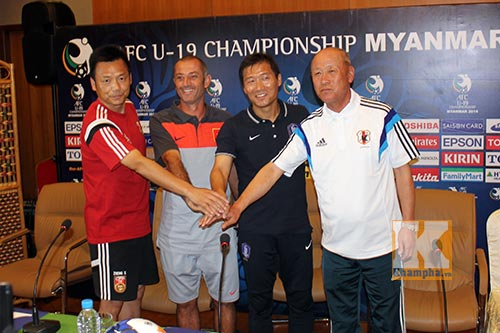 U19 Trung Quốc xem thường cơ hội của U19 Việt Nam? - 4