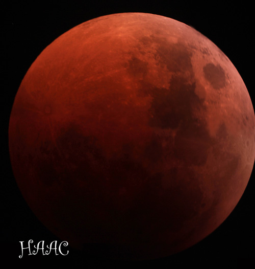 """Tối nay, có thể quan sát """"trăng máu"""" từ Việt Nam - 2"""