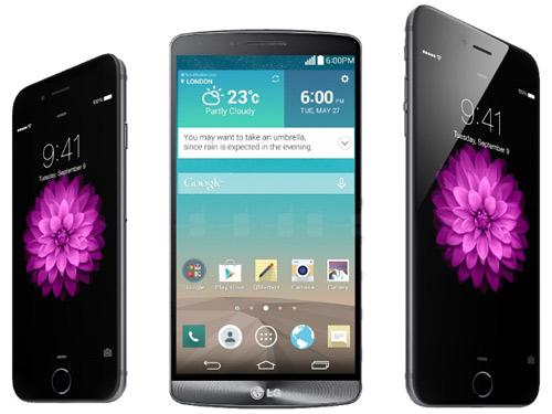iPhone 6 Plus và LG G3: Mèo nào cắn mỉu nào? - 4