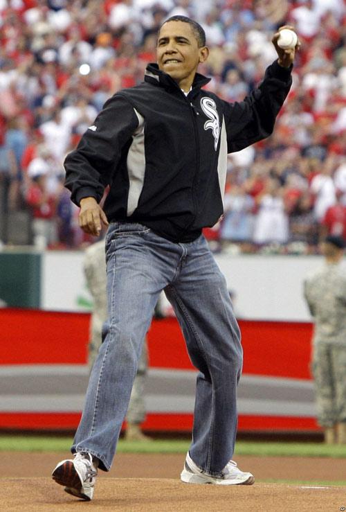 Tổng thống Nga, Mỹ phong độ với quần jeans - 1