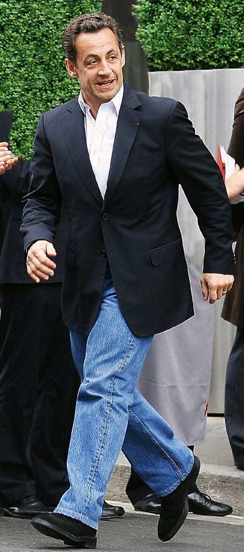 Tổng thống Nga, Mỹ phong độ với quần jeans - 15