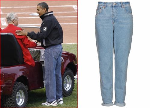 Tổng thống Nga, Mỹ phong độ với quần jeans - 2