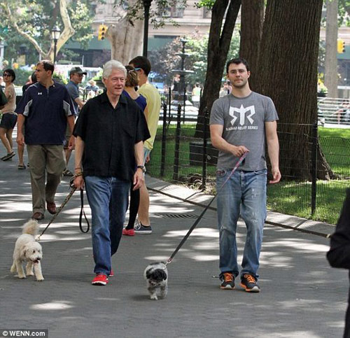 Tổng thống Nga, Mỹ phong độ với quần jeans - 8