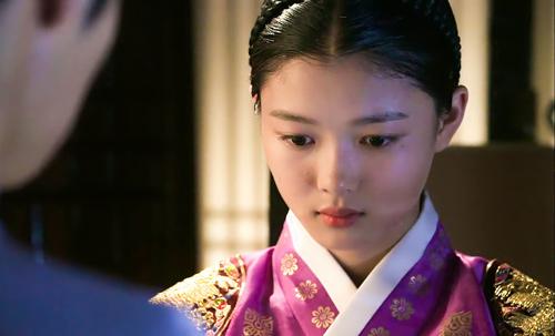 Sao nhí hot nhất xứ Hàn làm kỹ nữ - 8