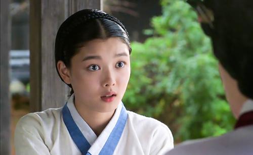 Sao nhí hot nhất xứ Hàn làm kỹ nữ - 9