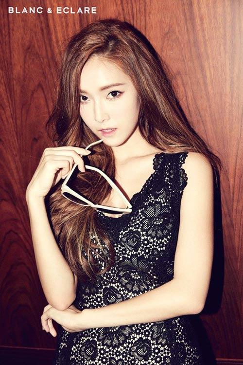 Jessica (cựu SNSD) bị tố ăn cắp tên thương hiệu - 3