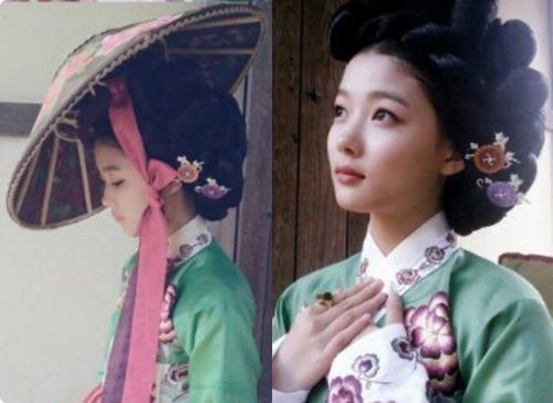 Sao nhí hot nhất xứ Hàn làm kỹ nữ - 7