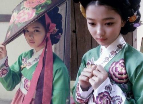 Sao nhí hot nhất xứ Hàn làm kỹ nữ - 6
