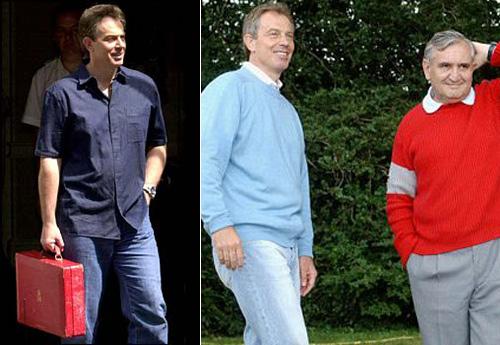 Tổng thống Nga, Mỹ phong độ với quần jeans - 17