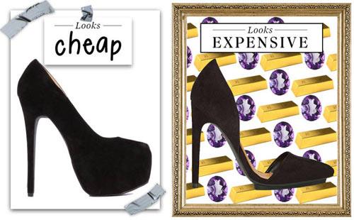 Tại sao giày của bạn trông rẻ tiền? - 1