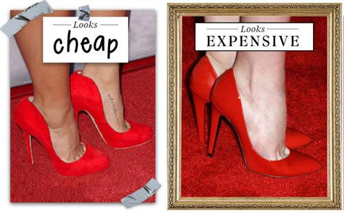 Tại sao giày của bạn trông rẻ tiền? - 2