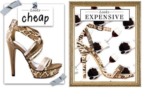 Tại sao giày của bạn trông rẻ tiền? - 4