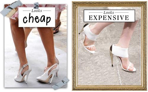 Tại sao giày của bạn trông rẻ tiền? - 5