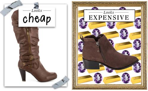 Tại sao giày của bạn trông rẻ tiền? - 8