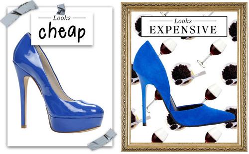 Tại sao giày của bạn trông rẻ tiền? - 9
