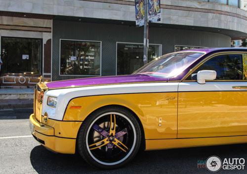 Rolls-Royce Phantom đặc biệt nhất hành tinh - 2