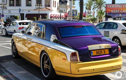 Rolls-Royce Phantom đặc biệt nhất hành tinh - 3