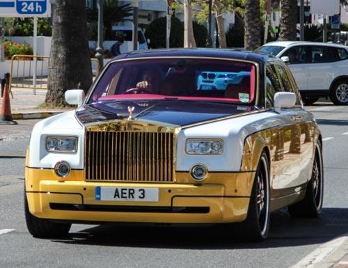 Rolls-Royce Phantom đặc biệt nhất hành tinh - 4