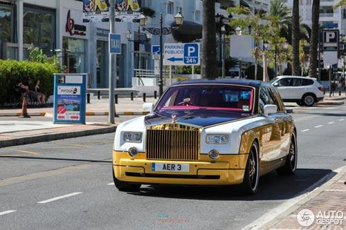 Rolls-Royce Phantom đặc biệt nhất hành tinh - 5