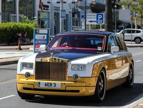 Rolls-Royce Phantom đặc biệt nhất hành tinh - 6