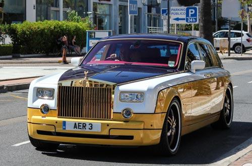 Rolls-Royce Phantom đặc biệt nhất hành tinh - 7