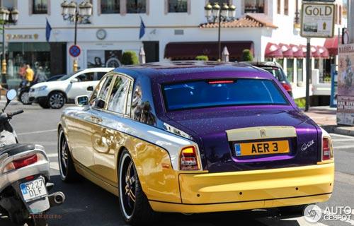 Rolls-Royce Phantom đặc biệt nhất hành tinh - 8