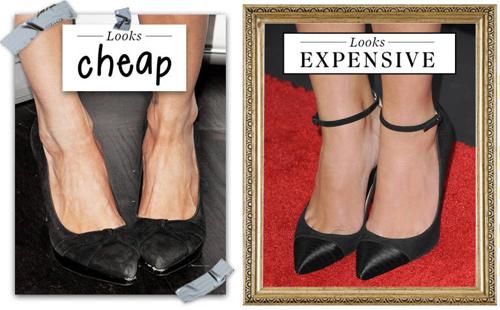 Tại sao giày của bạn trông rẻ tiền? - 7
