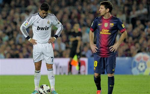 """""""Ronaldo là lực sĩ nhưng Messi như một vị thần"""" - 1"""