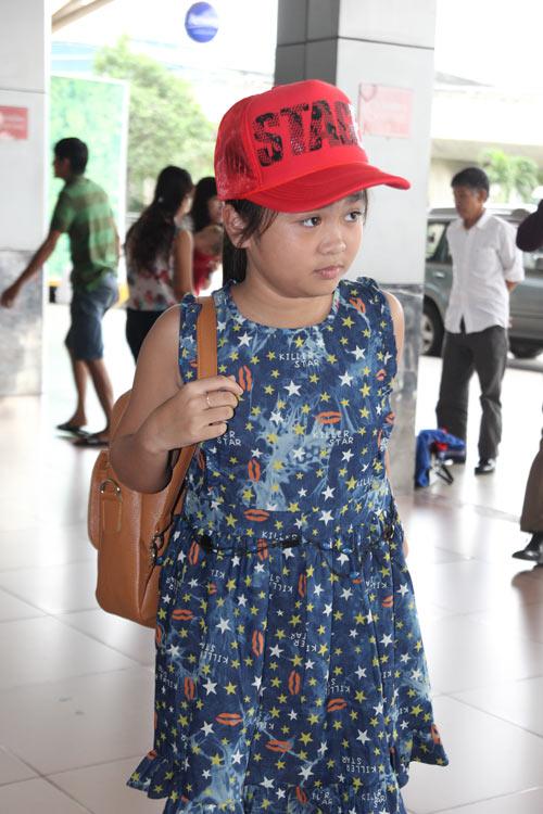Thiện Nhân bịn rịn chia tay HLV Cẩm Ly để về Bình Định - 1