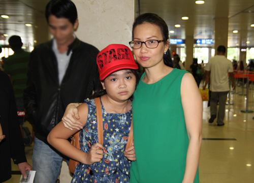 Thiện Nhân bịn rịn chia tay HLV Cẩm Ly để về Bình Định - 11
