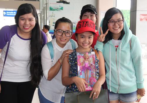 Thiện Nhân bịn rịn chia tay HLV Cẩm Ly để về Bình Định - 7